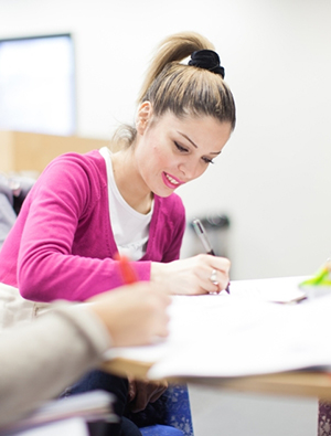 Creative writing in schools